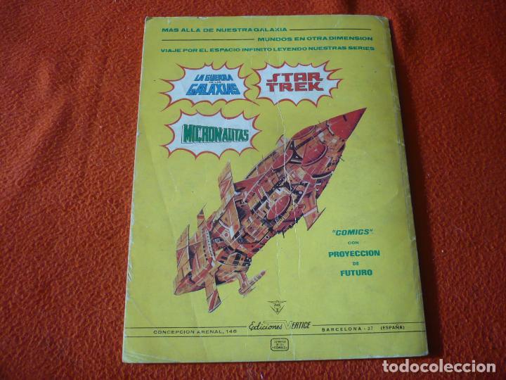 Cómics: RELATOS SALVAJES VOL. 2 Nº 14 ARTES MARCIALES JUDO KUNG FU KARATE SHANG CHI VERTICE MUNDI COMICS - Foto 2 - 232832120