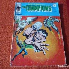 Cómics: SUPER HEROES VOL. 1 Nº 76 THE CHAMPIONS VERTICE MUNDI COMICS. Lote 232832455