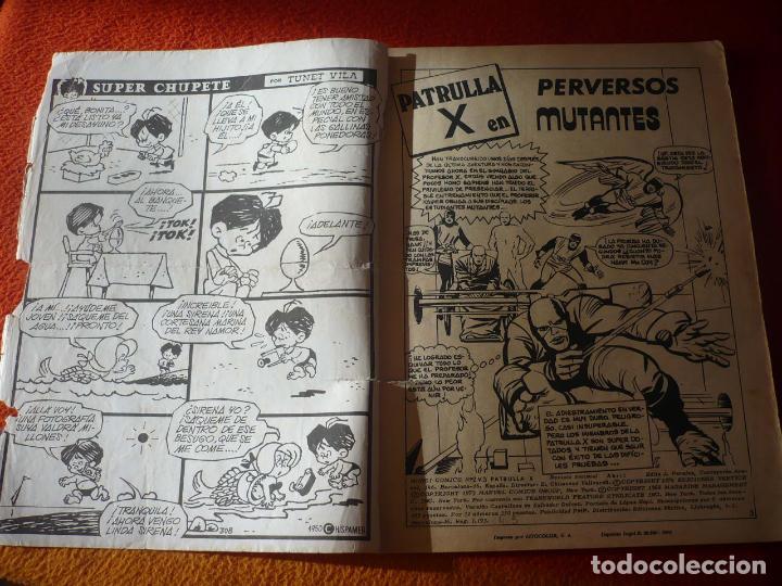 Cómics: PATRULLA X VOL. 3 Nº 2 VERTICE MUNDI COMICS - Foto 3 - 232833771