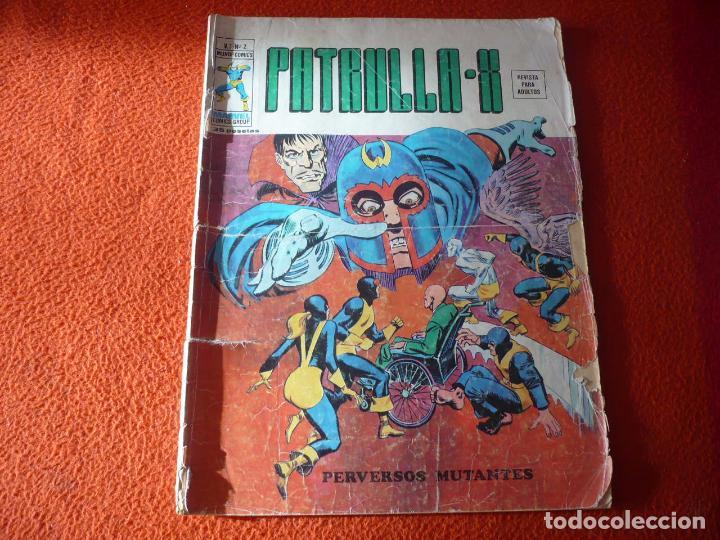 PATRULLA X VOL. 3 Nº 2 VERTICE MUNDI COMICS (Tebeos y Comics - Vértice - Otros)