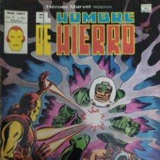Cómics: EDICIONES VERTICE- HEROES MARVEL Nº 63. VOL. 2 - EL HOMBRE DE HIERRO ¡VIAJEROS A TRAVÉS DEL ESPACIO!. Lote 232867875