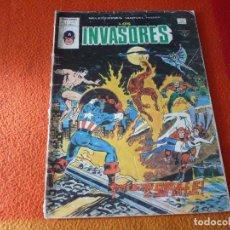 Cómics: SELECCIONES MARVEL VOL. 1 Nº 51 LOS INVASORES VERTICE MUNDI COMICS. Lote 232918310
