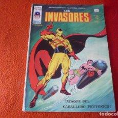 Cómics: SELECCIONES MARVEL VOL. 1 Nº 36 LOS INVASORES VERTICE MUNDI COMICS. Lote 232918330