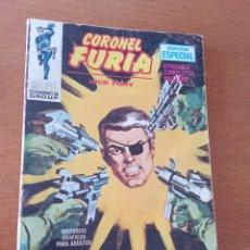 Cómics: CORONEL FURIA.EL ESCONDITE.. Lote 232942930