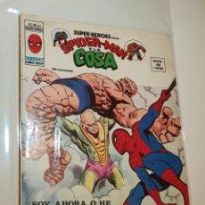 Cómics: SPIDER MAN Y LA COSA N°61. Lote 232953880