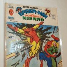 Cómics: SPIDER MAN Y EL HOMBRE DE HIERRO N°62. Lote 232954295