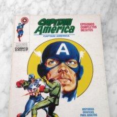 Comics: CAPITAN AMERICA - Nº 23 - LA VENGANZA DEL CAPITAN AMERICA - ED. VERTICE - 1972 - TACO VOL. 1. Lote 233137160