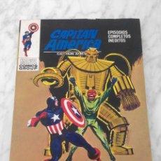 Comics: CAPITAN AMERICA - Nº 24 - EL GRAN SUEÑO - ED. VERTICE - 1972 - TACO VOL. 1. Lote 233138685