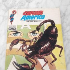 Cómics: CAPITAN AMERICA - Nº 26 - PANICO EN PARK AVENUE - ED. VERTICE - 1972 - TACO VOL. 1. Lote 233211175