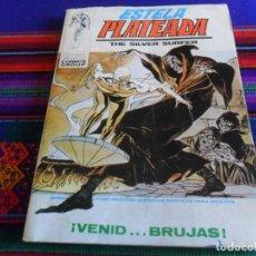 Cómics: VÉRTICE VOL. 1 ESTELA PLATEADA Nº 10. 1973. 25 PTS. VENID.... BRUJAS.. Lote 233230000