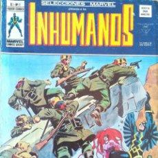 Cómics: INHUMANOS SELECCIONES MARVEL NUMERO 5 V 1 MUNDI COMICS. Lote 233281535
