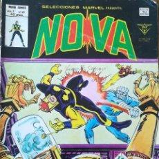 Cómics: SELECCIONES MARVEL NOVA N 41 V 1 MUNDI COMICS. Lote 233282710