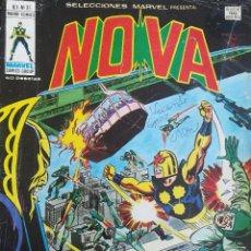 Cómics: NOVA SELECCIONES MARVEL N 37 VOL 1. Lote 233284215
