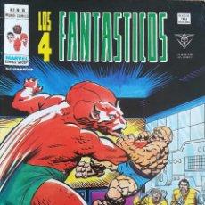 Comics: LOS 4 FANTASTICOS SELECCIONES MARVEL N 19 VOL 3. Lote 233287690