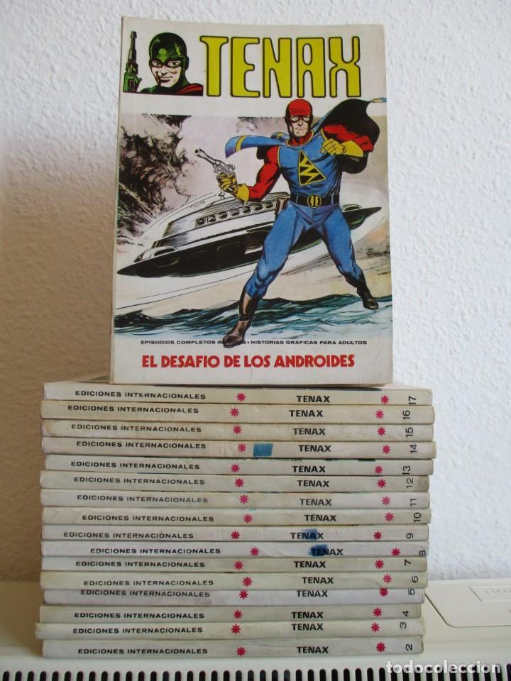 TENAX VERTICE TACO, COLECCION COMPLETA ¡¡¡ BUEN ESTADO!!! (Tebeos y Comics - Vértice - V.1)