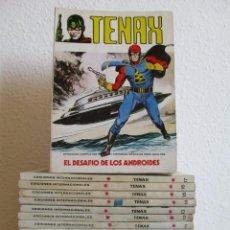 Cómics: TENAX VERTICE TACO, COLECCION COMPLETA ¡¡¡ BUEN ESTADO!!!. Lote 233303640