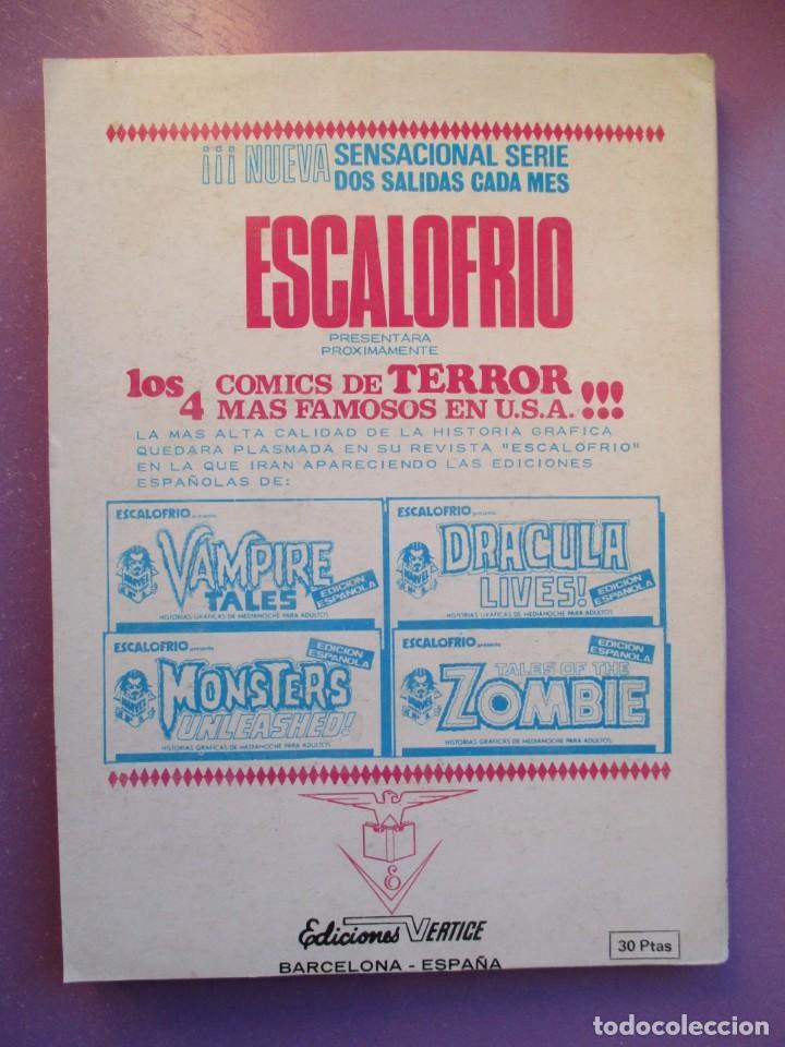Cómics: TENAX VERTICE TACO, COLECCION COMPLETA ¡¡¡ BUEN ESTADO!!! - Foto 36 - 233303640
