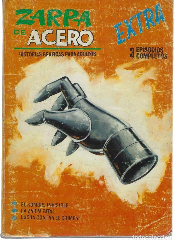 ZARPA DE ACERO EXTRA TACO NUMERO 1. VERTICE (Tebeos y Comics - Vértice - Fleetway)