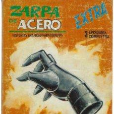 Cómics: ZARPA DE ACERO EXTRA TACO NUMERO 1. VERTICE. Lote 233647275