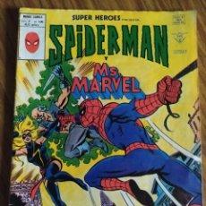 Cómics: MARVEL TEAM-UP. SPIDER-MAN Y MS. MARVEL, 105, VOL. 2. VÉRTICE.. Lote 233678895