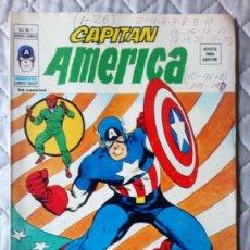 Cómics: CAPITÁN AMÉRICA VOL. 3 Nº 1 VERTICE. Lote 233699040
