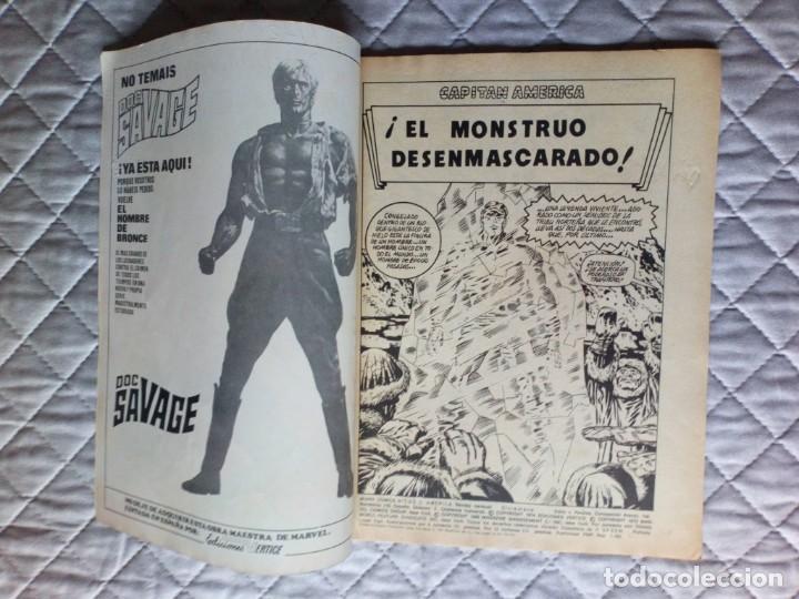 Cómics: Capitán América Vol. 3 Nº 1 VERTICE - Foto 3 - 233699040