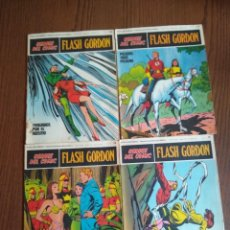 Cómics: FLASH GORDON ED. BURU LAN(1972) - 4 FASCÍCULOS DEL 50 AL 53. Lote 233868425