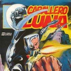 Cómics: CABALLERO LUNA-LÍNEA 83-SURCO- Nº 8 -BUSCADORES DE PIEDRAS-1983-BILL SIENKIEWICZ-BUENO-DIFICIL-4542. Lote 253553635