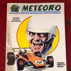 Cómics: METEORO - MR. HÉROE. Lote 234171670