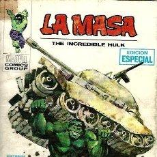 Fumetti: LA MASA Nº 1 VERTICE VOLUMEN 1. Lote 234409410