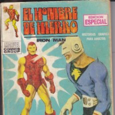 Cómics: COMIC COLECCION HOMBRE DE HIERRO Nº 2 VOL.1. Lote 234438645