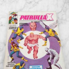 Cómics: PATRULLA X (X-MEN) - Nº 3 - EL TERRIBLE SUPERHOMBRE - ED. VERTICE - 1969 - TACO VOL. 1. Lote 234446765
