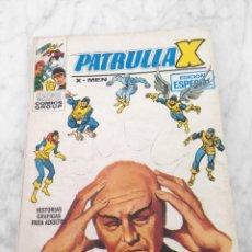 Comics: PATRULLA X (X-MEN) - Nº 7 - EL ENEMIGO AL ACECHO - ED. VERTICE - 1970 - TACO VOL. 1. Lote 234450790