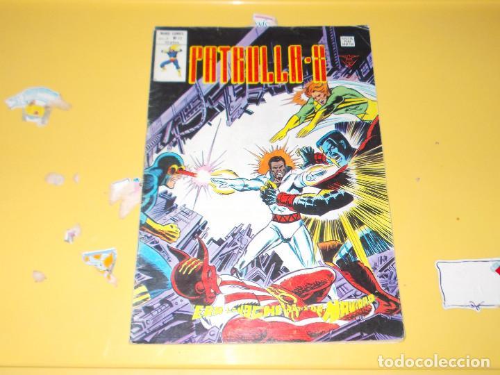 PATRULLA X VOL-3 Nº 32. VERTICE (Tebeos y Comics - Vértice - Patrulla X)