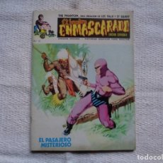 Cómics: THE PHANTOM EL HOMBRE ENMASCARADO. Nº 2. EL PASAJERO MISTERIOSO. 1973.. Lote 234504790