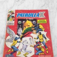 Cómics: PATRULLA X (X-MEN) - Nº 9 - CONTRA DOMINUS Y LUCIFER - ED. VERTICE - 1970 - TACO VOL. 1. Lote 234661605
