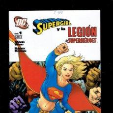 Cómics: SE VENDEN SUELTOS A 2 UNIDAD 30 COMICS ,DE SUPER HEROES EDITORIALES,EDICIONES VARIADAS 1990-2005. Lote 234673605