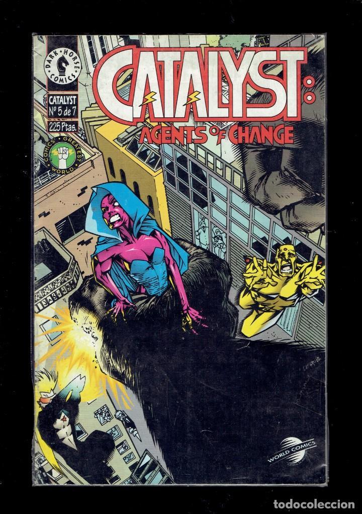 Cómics: SE VENDEN SUELTOS A 2 UNIDAD 30 COMICS ,DE SUPER HEROES EDITORIALES,EDICIONES VARIADAS 1990-2005 - Foto 7 - 234673605