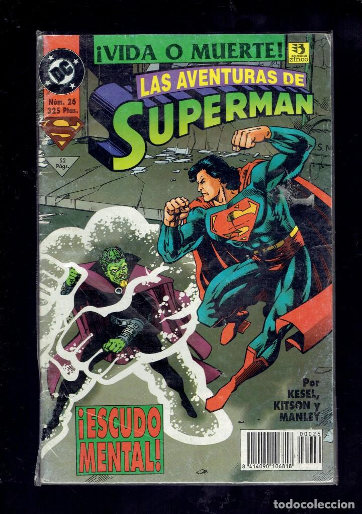 Cómics: SE VENDEN SUELTOS A 2 UNIDAD 30 COMICS ,DE SUPER HEROES EDITORIALES,EDICIONES VARIADAS 1990-2005 - Foto 18 - 234684870