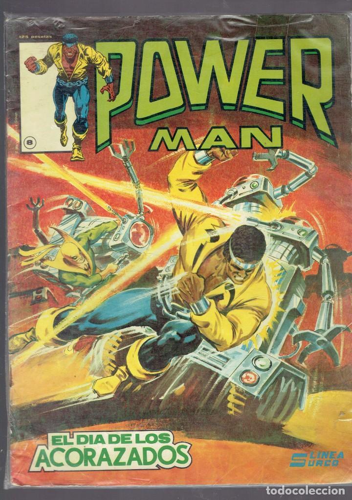Cómics: A 3 EUROS UNIDAD LOTE DE 30 COMICS DE SUPER HEROES EDICIONES Y COLECCIONES VARIADAS AÑOS 1974-2002 - Foto 12 - 234795840