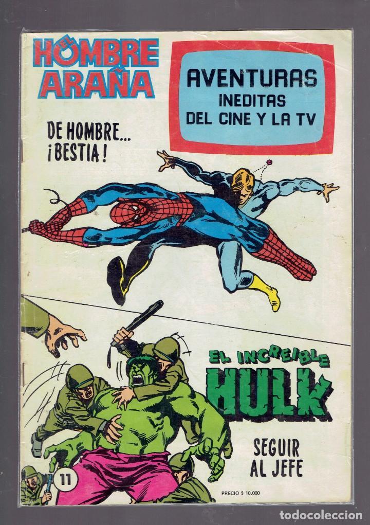 Cómics: A 3 EUROS UNIDAD LOTE DE 30 COMICS DE SUPER HEROES EDICIONES Y COLECCIONES VARIADAS AÑOS 1974-2002 - Foto 15 - 234795840
