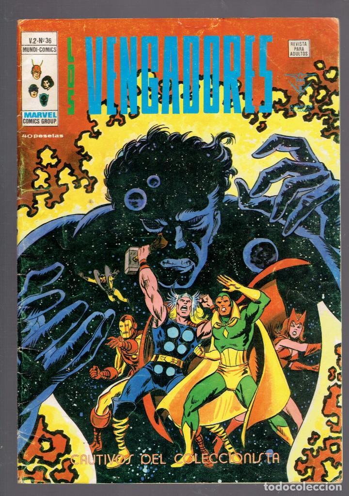 Cómics: A 3 EUROS UNIDAD LOTE DE 30 COMICS DE SUPER HEROES EDICIONES Y COLECCIONES VARIADAS AÑOS 1974-2002 - Foto 20 - 234795840