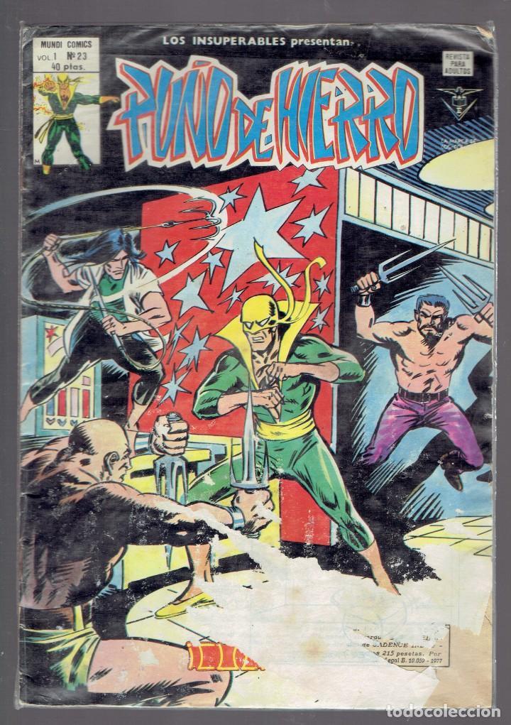 Cómics: A 3 EUROS UNIDAD LOTE DE 30 COMICS DE SUPER HEROES EDICIONES Y COLECCIONES VARIADAS AÑOS 1974-2002 - Foto 23 - 234795840
