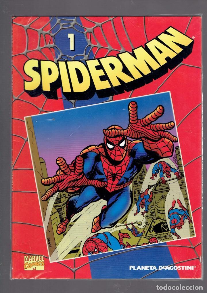 Cómics: A 3 EUROS UNIDAD LOTE DE 30 COMICS DE SUPER HEROES EDICIONES Y COLECCIONES VARIADAS AÑOS 1974-2002 - Foto 26 - 234795840