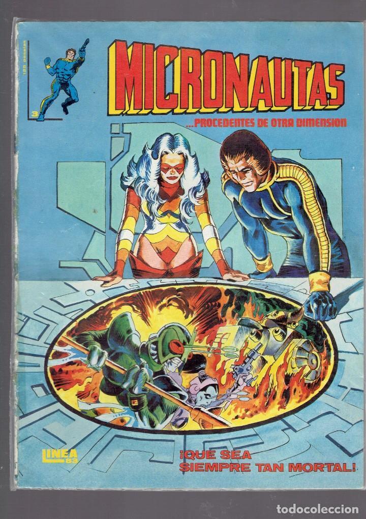 Cómics: A 3 EUROS UNIDAD LOTE DE 30 COMICS DE SUPER HEROES EDICIONES Y COLECCIONES VARIADAS AÑOS 1974-2002 - Foto 30 - 234795840