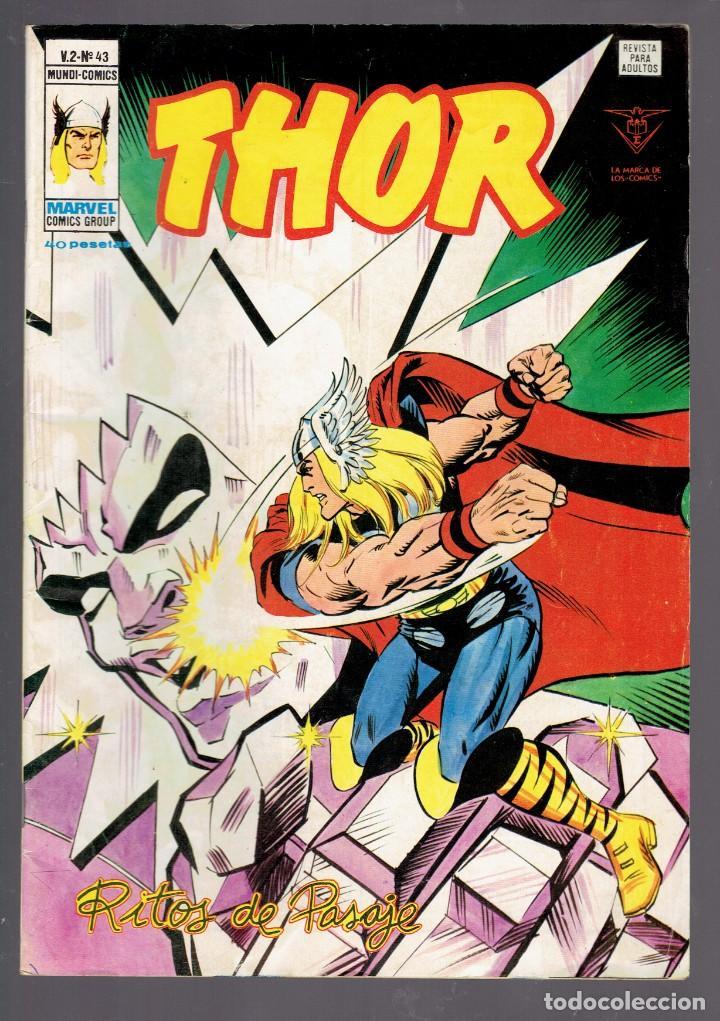 A 3 EUROS UNIDAD LOTE DE 33 COMICS DE SUPER HEROES EDICIONES Y COLECCIONES VARIADAS AÑOS 1974-2002 (Tebeos y Comics - Vértice - Super Héroes)