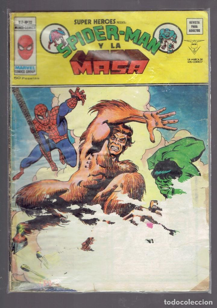 Cómics: A 3 EUROS UNIDAD LOTE DE 33 COMICS DE SUPER HEROES EDICIONES Y COLECCIONES VARIADAS AÑOS 1974-2002 - Foto 2 - 234797370