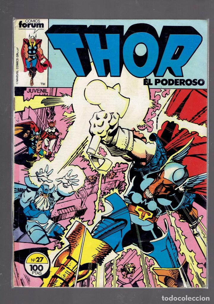 Cómics: A 3 EUROS UNIDAD LOTE DE 33 COMICS DE SUPER HEROES EDICIONES Y COLECCIONES VARIADAS AÑOS 1974-2002 - Foto 30 - 234797370