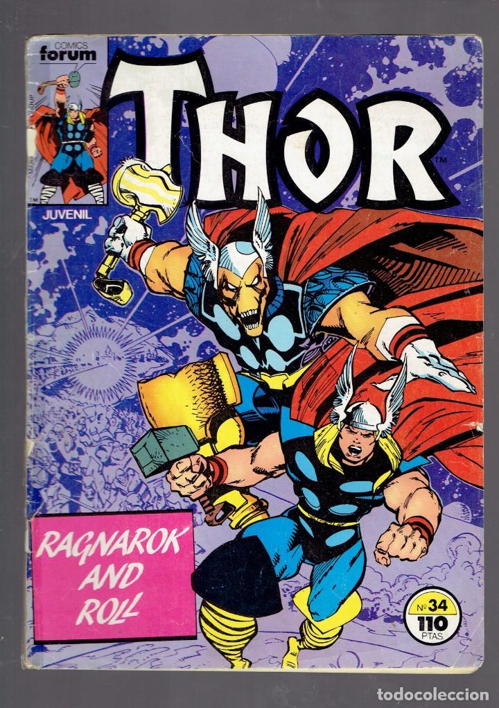 Cómics: A 3 EUROS UNIDAD LOTE DE 33 COMICS DE SUPER HEROES EDICIONES Y COLECCIONES VARIADAS AÑOS 1974-2002 - Foto 33 - 234797370