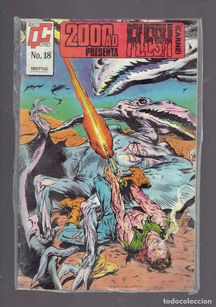 A 2 EUROS UNIDAD DE 30 COMICS FICCION Y FANTASIA EDICIONES Y COLECCIONES VARIADAS AÑOS 1974-2002 (Tebeos y Comics - Vértice - Super Héroes)
